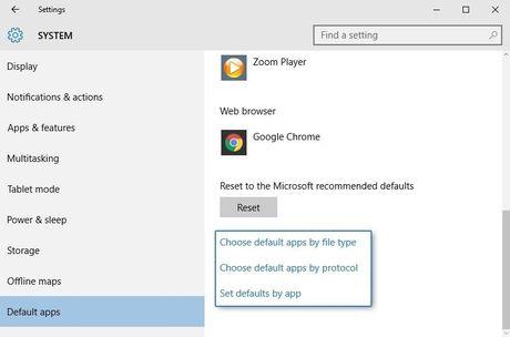 Xu ly loi Windows 10 khong cho dat ung dung mac dinh - Anh 3