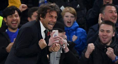 Thang huy diet Everton, HLV Conte het loi ca ngoi Eden Hazard - Anh 1