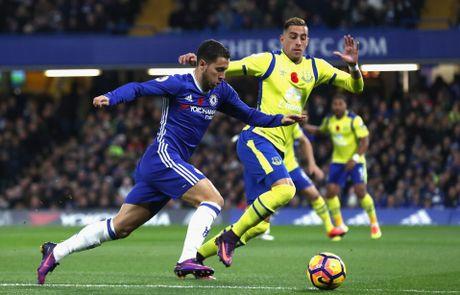 Thang huy diet Everton, HLV Conte het loi ca ngoi Eden Hazard - Anh 2