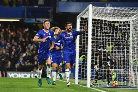 Thang huy diet Everton, HLV Conte het loi ca ngoi Eden Hazard - Anh 4