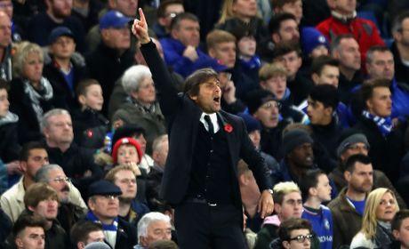 Thang huy diet Everton, HLV Conte het loi ca ngoi Eden Hazard - Anh 5