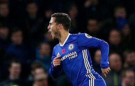 Thang huy diet Everton, HLV Conte het loi ca ngoi Eden Hazard - Anh 6