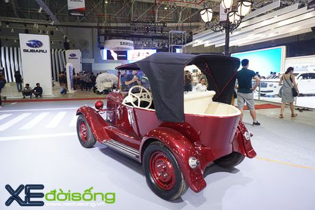 Ngam Citroen 1902, chiec xe co nhat Viet Nam - Anh 11