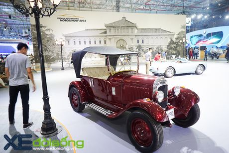 Ngam Citroen 1902, chiec xe co nhat Viet Nam - Anh 2