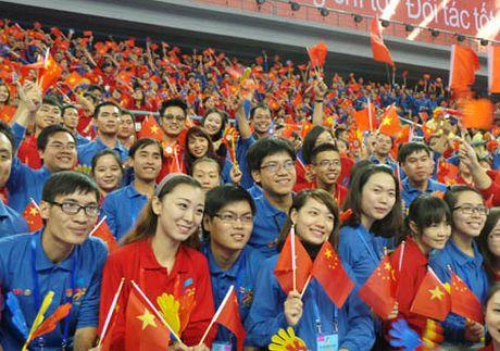 Thanh nien Viet - Trung chung tay vun dap tinh huu nghi - Anh 1