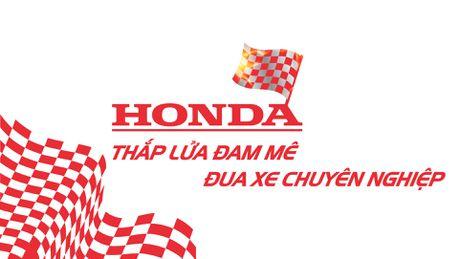 Honda Winner 150 'khuay dao' Binh Duong tai giai dua xe mo to toan quoc 2016 - Anh 1