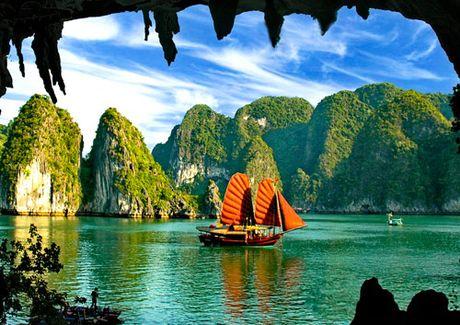 Viet Nam don gan 10 trieu luot khach quoc te trong nam 2016 - Anh 1