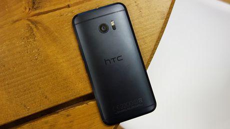 Dien thoai HTC 11 lo cau hinh - Anh 2