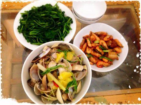 85.000 dong cho bua com chieu them ngon mieng - Anh 1