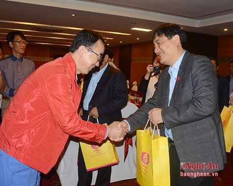 22 doanh nghiep Han Quoc khao sat, nghien cuu dau tu tai Nghe An - Anh 1