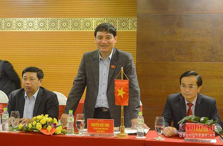 22 doanh nghiep Han Quoc khao sat, nghien cuu dau tu tai Nghe An - Anh 2