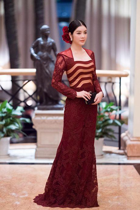 Ly Nha Ky dep long lay tai le be mac Lien hoan phim Quoc te Ha Noi 2016 - Anh 2