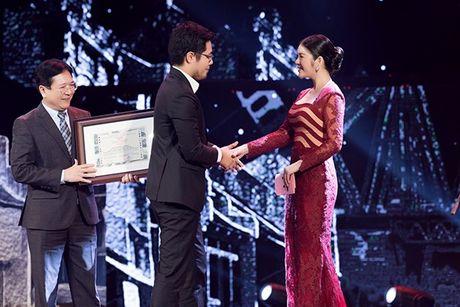 Ly Nha Ky dep long lay tai le be mac Lien hoan phim Quoc te Ha Noi 2016 - Anh 8
