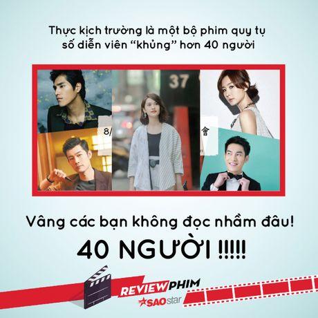 Thuc kich truong - 40 dien vien, 2 the he, 1 bo phim - Anh 2