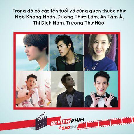 Thuc kich truong - 40 dien vien, 2 the he, 1 bo phim - Anh 3