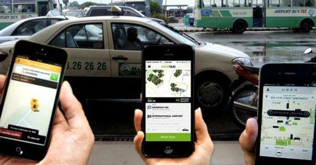 Uber tang manh gia cuoc, het thoi taxi gia re - Anh 1