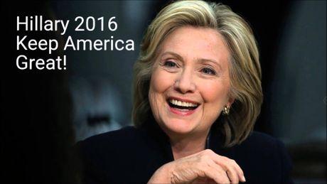 Ba Clinton thang cu co loi cho quan he Viet-My hon - Anh 1