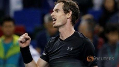 Raonic bo cuoc giua chung, Murray chinh thuc 'soan ngoi' Djokovic - Anh 1