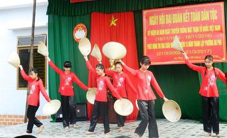 Chu tich Mat tran tinh Quang Nam du Ngay hoi dai doan ket toan dan toc - Anh 8