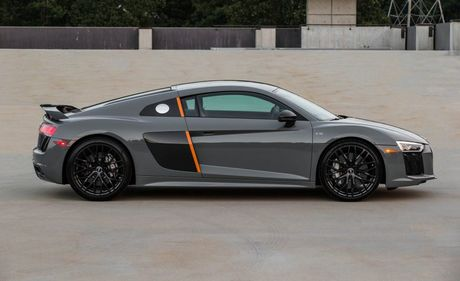 Audi R8 V10 Plus 2017 ban doc sap ra mat - Anh 11