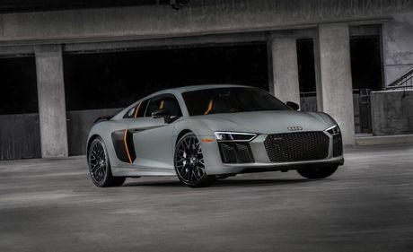 Audi R8 V10 Plus 2017 ban doc sap ra mat - Anh 1
