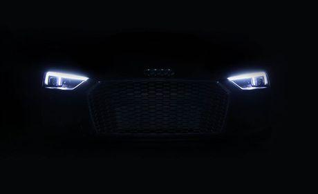 Audi R8 V10 Plus 2017 ban doc sap ra mat - Anh 2