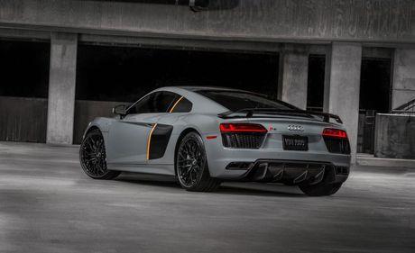 Audi R8 V10 Plus 2017 ban doc sap ra mat - Anh 3