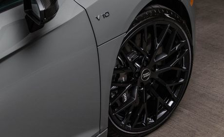 Audi R8 V10 Plus 2017 ban doc sap ra mat - Anh 6