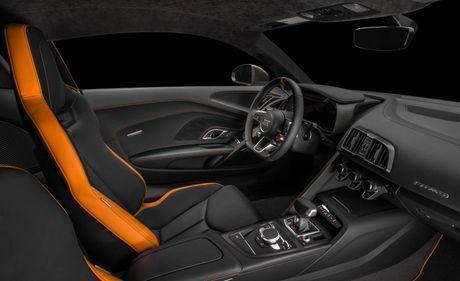 Audi R8 V10 Plus 2017 ban doc sap ra mat - Anh 7