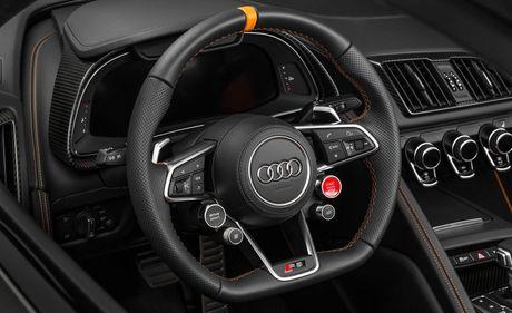 Audi R8 V10 Plus 2017 ban doc sap ra mat - Anh 9