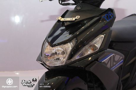 Yamaha Mio M3 moi voi he thong khoa da chuc nang - Anh 2