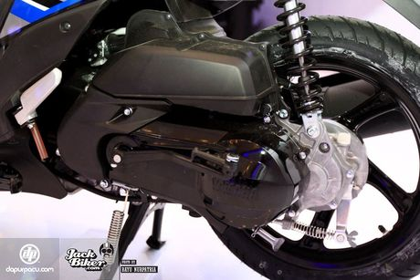 Yamaha Mio M3 moi voi he thong khoa da chuc nang - Anh 7