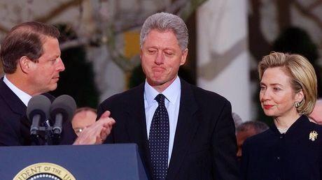 Obama ung ho Clinton, chuyen hiem tram nam - Anh 2