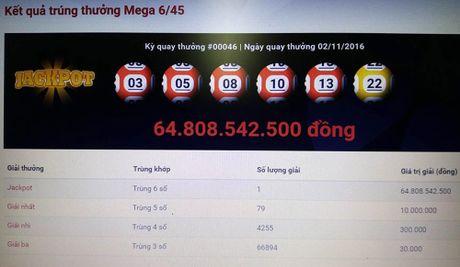 Thong tin nguoi trung so 65 ty dang duoc bao mat - Anh 1