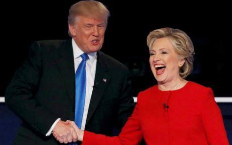 Bau cu My: Cach thuc cu tri bo phieu cho Trump, Clinton - Anh 1