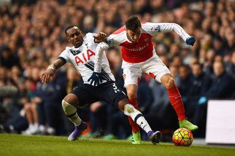 Nhan dinh, du doan ket qua ty so tran Arsenal - Tottenham - Anh 1