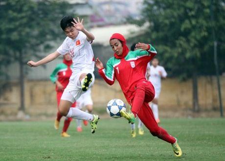 Diem tin bong da toi 6/11: U19 nu Viet Nam toan thang - Anh 1