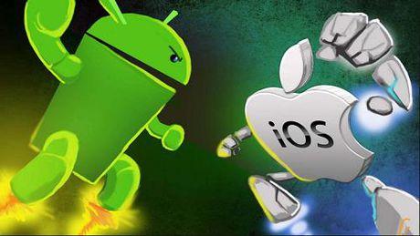 It nhat 10 trieu nguoi dung da tu bo dien thoai Android de chuyen sang dung iPhone - Anh 1
