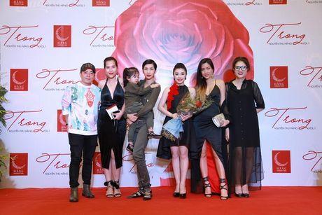 Quan quan Sao Mai 2015 Thu Hang ra mat album 'khung' - Anh 2