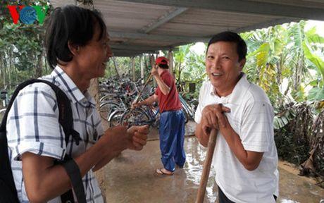 Gap nhung 'nguoi hung' cuu dan trong lu du o Quang Tri - Anh 1