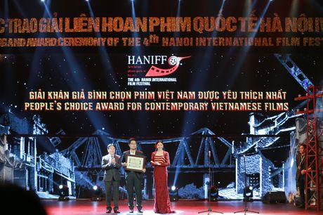 Hinh anh: Dem trao giai lien hoan phim quoc te Ha Noi lan thu 4 - Anh 11