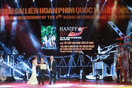 Hinh anh: Dem trao giai lien hoan phim quoc te Ha Noi lan thu 4 - Anh 12