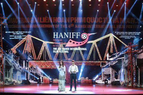 Hinh anh: Dem trao giai lien hoan phim quoc te Ha Noi lan thu 4 - Anh 1