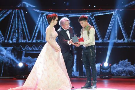 Hinh anh: Dem trao giai lien hoan phim quoc te Ha Noi lan thu 4 - Anh 3