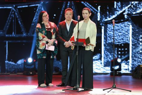 Hinh anh: Dem trao giai lien hoan phim quoc te Ha Noi lan thu 4 - Anh 5