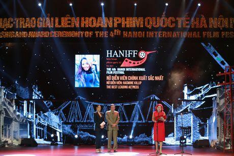 Hinh anh: Dem trao giai lien hoan phim quoc te Ha Noi lan thu 4 - Anh 8