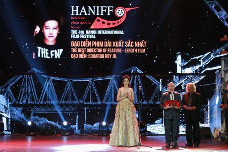 Hinh anh: Dem trao giai lien hoan phim quoc te Ha Noi lan thu 4 - Anh 9