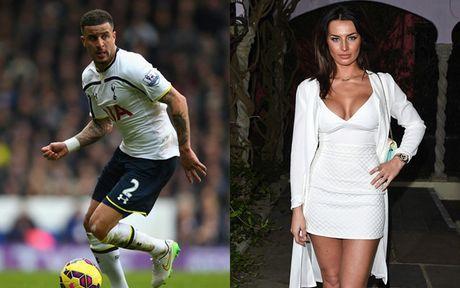 Derby Wags Arsenal - Tottenham: Bong hong do sac - Anh 10