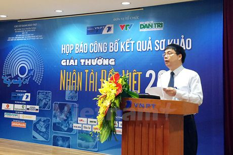 'Lo dien' 20 san pham lot vao chung khao Nhan tai Dat Viet 2016 - Anh 1