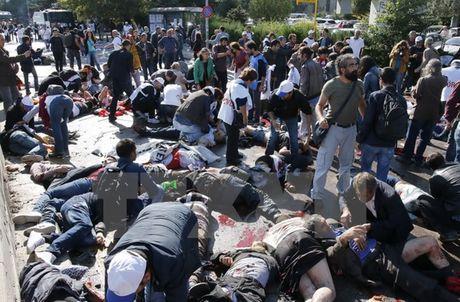 Tho Nhi Ky xet xu cac nghi can vu danh bom kep o Ankara 2015 - Anh 1
